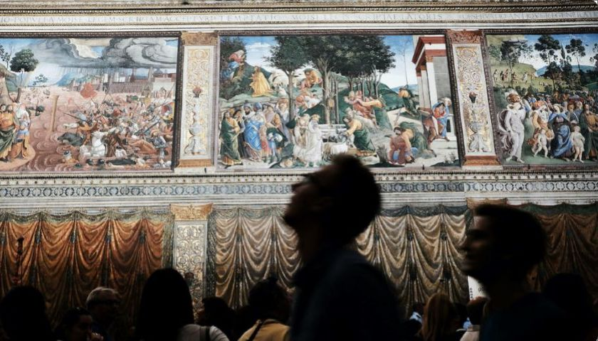 10 Amazing facts about the Vatican Sistine Chapel img 10