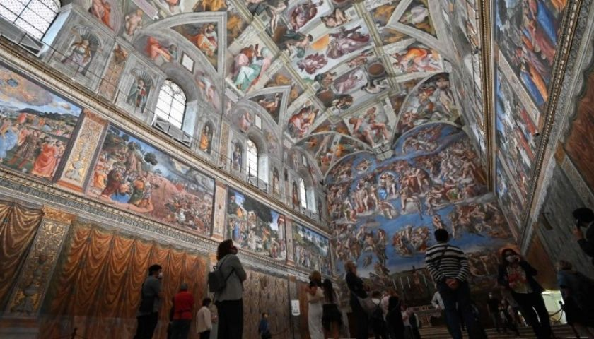 10 Amazing facts about the Vatican Sistine Chapel img 20