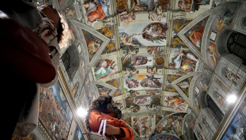 10 Amazing facts about the Vatican Sistine Chapel img 60