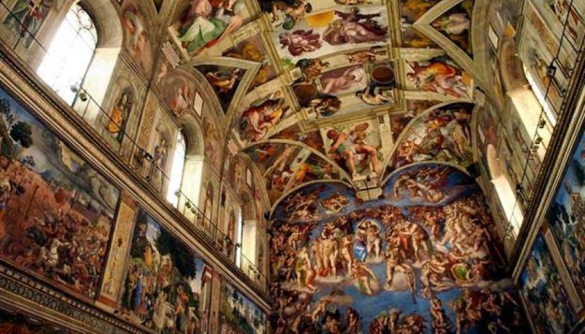 10 Amazing facts about the Vatican Sistine Chapel img 70